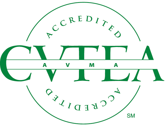 CVTLA Accredited logo